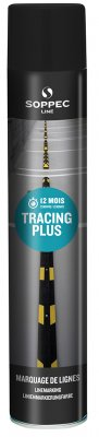 Tracing Plus 750 ml Svart